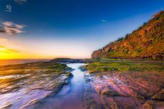 Beautiful Place (kurianjosephphotography) Tags: blue sky seascape colors canon rocks sydney australia newsouthwales 6d northernbeaches bungan