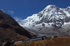 Annapurna South (François JACQUOT) Tags: nepal himalaya sanctuary anapurnna