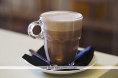Hot Chocolate - Circus Roma Book Cafe (Naomi Rahim (thanks for 5 million visits)) Tags: travel italy food rome roma book cafe nikon europa europe italia circus hotchocolate caffe bookcafe foodphotography travelphotography ciccolata foodblogger cioccolatacalda nikond7000