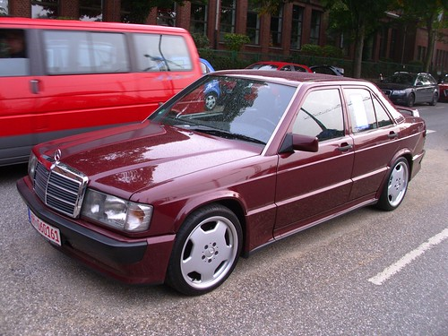 Mercedes Benz 190e 3 2 Amg A Photo On Flickriver