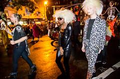Village Halloween Parade, 2013 (elpolodiablo) Tags: new york city nyc halloween 40th high village pentax parade iso da f28 k5 1650 2013