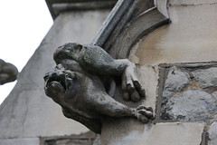 Gargoyle (SReed99342) Tags: uk england london church gargoyle swisscottage