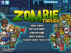 殭屍大作戰(Zombie Tactics)