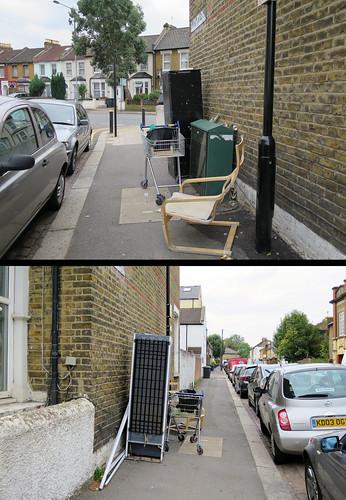 Dorset Road Dumping