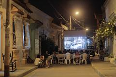 Cartagena - Ciudad Mvil - Casars Grill (AmbulanteCol) Tags: la ciudad cine waffles cartagena crepes mvil sena documental ambulante boquilla aecid geyseman