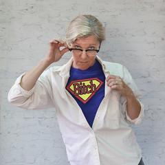 SuperBitch (YetAnotherLisa) Tags: portrait self kent mood superman clark superhero bitchy odc superbitch