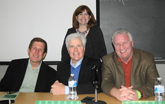 Walt Hunter, Bill Daly, Bethanne Killian & Pat McDade