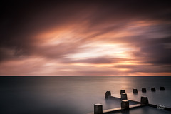 Simple Coogee (Mike Hankey.) Tags: seascape sunrise focus published coogee