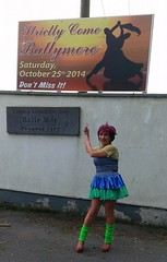 Liz Deegan, BME Person of the Year 2014 is on a mission to nab a third title before her reign ends. Strictly Come Dancing or FAME.... (ballymorebugle) Tags: ireland kildare eustace ballymore ballymorebugleballymoreeustace bugleballymore