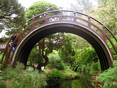 """Drum Bridge arching over stream • <a style=""""font-size:0.8em;"""" href=""""http://www.flickr.com/photos/34843984@N07/15359931939/"""" target=""""_blank"""">View on Flickr</a>"""
