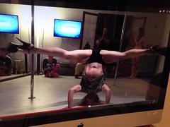 10647010_10152412508618520_2271186397603953037_n (Olivier KOENIG Pole dance) Tags: studio dance suisse swiss champion pole glam genve olivier koenig genf planlesouates