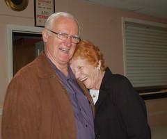 Sean McMenamin & Kathleen Murtaugh Sharing a Laugh