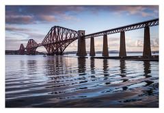 Forth Bridge (NorthernXposure) Tags: uk bridge scotland crossing railway forth girders forthbridge queensferry cantilever
