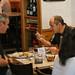 Repas lors de Blaye au Comptoir Paris