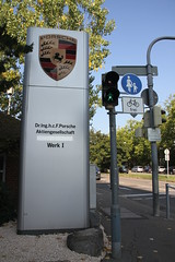 Porsche Factory!