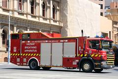 Adelaide 206 (adelaidefire) Tags: fire south australian equipment company sem service metropolitan scania manufacturing skilled samfs