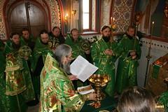 9. Освящение часовни преподобных Арсения и Германа Святогорских