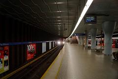 Warsaw subway (Jurek.P) Tags: subway perspective poland polska warsaw subwaystation warszawa capitalcity jurekp sonya77
