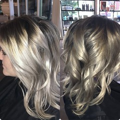 Hair by Laura Heyns North (Urban Betty) Tags color hair ombre hairsalon balayage