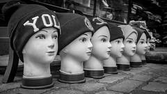 Seven heads