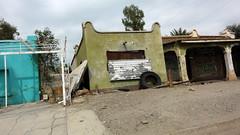 Ruinas 02457 (Omar Omar) Tags: mexicali bajacalifornia bassecalifornie mexico méxico mexque desert desierto calor caloron cachanilla abandono derrumbe ruin ruins ruinas viejospalacios america