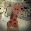 Gustavo (Paula Almodovar Ateliê) Tags: feltro animais girafa