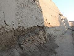 DSCN5491 (bentchristensen14) Tags: uzbekistan citywall khiva ichonqala