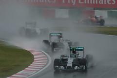 No.6 / Nico Rosberg / Mercedes (kariya) Tags: car race f1 racing formula  formula1 suzuka 2014 f1gp