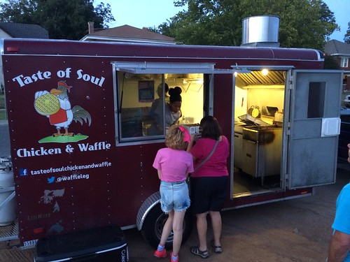 Food Truck Fundraiser at Classen SAS by Wesley Fryer, on Flickr