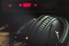 Marshall Headphones (wujekrupert) Tags: music rock metal hardcore hi fi audio