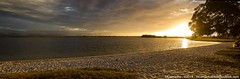 Lago Caracaran - Normandia, Roraima - Brazil (mcamachofotografia) Tags: sunset brazil sun lake art sol water gua brasil landscape lago sand arte areia paisagem cu lagoa ars mata normandia autoral nascer roraima colorido amajari