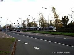 "Amsterdam: ""Dijksgracht"" (2014) (Bou46) Tags: amsterdam 26 trolley siemens tram tramway gvb combino lijn26 strassebahn sreetcar"