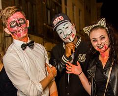 Halloween (Brussels) 2014 (saigneurdeguerre) Tags: brussels 3 halloween canon europa europe belgium belgique mark iii belgi bruxelles ponte 5d brssel brussel belgica bruxelas belgien aponte antonioponte ponteantonio saigneurdeguerre 31octobre2014