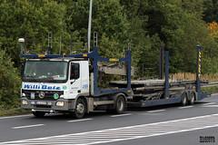 Mercedes Actros MP2 WILLI BETZ (BG) (magicv8m) Tags: transport trans lkw tir