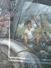 Antwerp Belgium (rogerpb) Tags: street decorations urban streetart color art tourism illustration graffiti graphics belgium belgique outdoor kunst sightseeing streetphotography belgi murals wallart tags urbanart spraypaint antwerp lettering aerosol tagging belgica fresco antwerpen bombing aerosolart faade seaport amberes anvers spraycanart spraycan flanders graffitiart flandres muurschildering vlaanderen straatkunst guerrillaart meetingofstyles muurkunst havenstad belgiangraffiti belgianstreetart panasoniclumixdmctz8 rogerbrosius