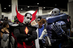 Mr. Sinister & Apocalypse (GiveWave) Tags: cosplay apocalypse marvel comicon 2014 mrsinister ricc mistersinister rhodeislandcomicon comiconrhodeisland ricomicon2014 comiconri ricomicon givewave
