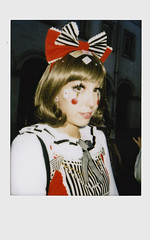 Lunie (House Of Secrets Incorporated) Tags: clown lolita egl instax cheki jfashion sweetlolita fujiroid angelicpretty instaxmini lunie frenchcafé streetfashioneurope jfashionevent teatimebruxelles