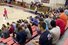 DJT_4287 (David J. Thomas) Tags: college sports athletics women volleyball arkansas bison scots naia batesville hardinguniversity lyoncollege
