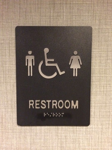 Gender Neutral Restroom Washington DC
