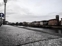 Pisa Internet Festival (alessandro.tullo) Tags: monument sunshine festival river pisa campanile artis municipio cloudly pastello lumia1020