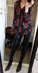 DSC05674 (bladeprincess) Tags: camera hot cute sexy stockings fashion drag skinny mirror belt outfit model pretty highheels slim dress legs boots body feminine posing skirt crossdressing hose tgirl transgender waist dressingup sissy tranny transvestite hosiery corset wardrobe transgendered miniskirt pantyhose crossdresser dressed ts nylon gurl tg stilettos longlegs ladyboy haul shemale shortskirt selfie submissive outfitoftheday tgurl ootd