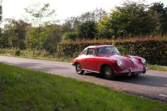Porsche (Boef!) Tags: auto red car drive oldtimer rit rood posche dr4844