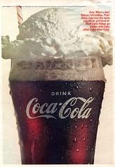 1966 Coca-Cola Coke Advertisement Hot Rod August 1966