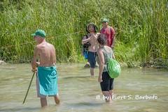 Roccavivara (CB), 2004, Il fiume Trigno. (Fiore S. Barbato) Tags: italy fiume guado guadi molise trigno roccavivara