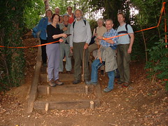 mayor opening churchmans way steps1