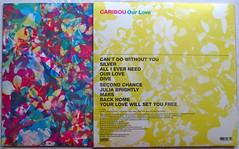 Caribou 2014 Our Love LP Vinyl Record Album 2 (Christian Montone) Tags: graphics album vinyl lp record albumcover caribou recordsleeve lps 2014 recordalbum 2010s
