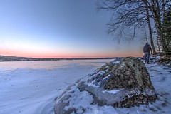 Sweden Lake (Jason Domagala) Tags: winter sweden varmland
