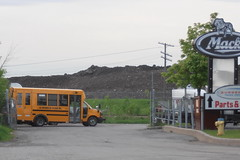 Les Autobus du Village Inc minibus Ottawa, Ontario Canada 05262014 Ian A. McCord (ocrr4204) Tags: ontario canada bus ottawa olympus gloucester vehicle pointandshoot schoolbus mccord autobus vhicule autobusscolaire ianmccord ianamccord