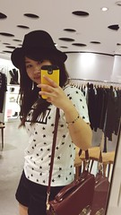 Outfit (Paula.HK) Tags: portrait people cute girl beautiful beauty fashion self asian outfit women pretty   selfie coordinate