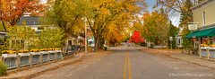 Color Tour '14 ... Northport (Ken Scott) Tags: panorama usa october downtown waterfront michigan fallcolors streetscene lakemichigan greatlakes hdr freshwater 2014 grandtraversebay leelanau northport colortour 45thparallel e2e kenscott arthike fhdr etoe equinoxtoequinox kayekrapohl leg26 kenscottphotography kenscottphotographycom